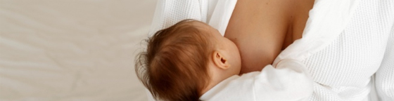 leche materna para el bebé