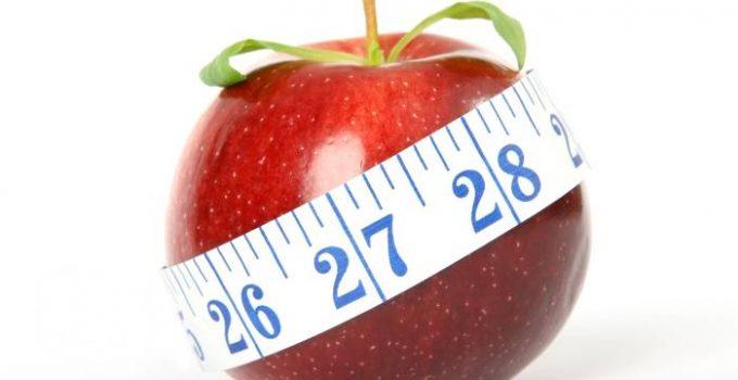 Hacer dieta y vida saludable